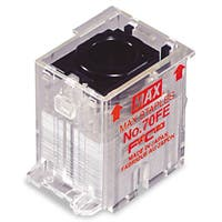 Max Staple Cartridge for EH-70F Flat-Clinch Electric Stapler 5 000/Box