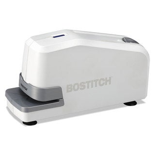 Bostitch Impulse 25 25-sheet Capacity White Electric Stapler