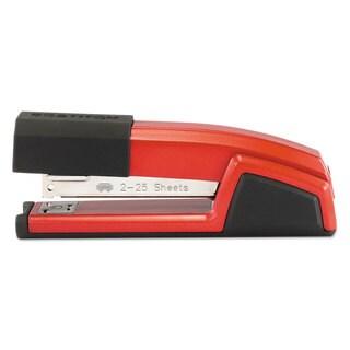 Bostitch Epic Stapler 25-Sheet Capacity Red
