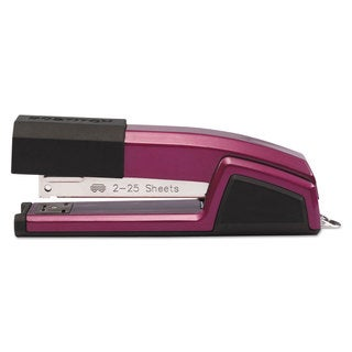 Bostitch Epic Stapler 25-Sheet Capacity Magenta