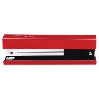 Swingline Full Strip Fashion Stapler 20-Sheet Capacity Red/Black