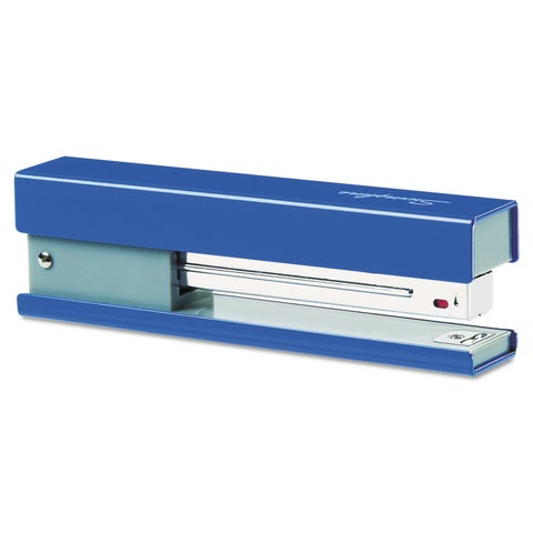 Swingline Full Strip Fashion Stapler 20-Sheet Capacity Navy/Grey