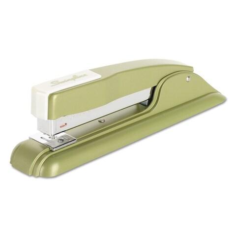 Swingline Legacy 27 Retro Stapler 20-Sheet Capacity Green