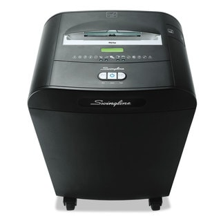 Swingline DM11-13 Micro-Cut Jam Free Shredder 11 Sheets 5-10 Users