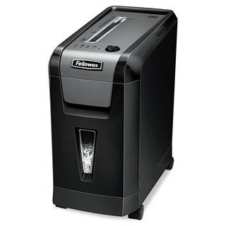 Fellowes Powershred 69Cb Deskside Cross-Cut Shredder 10 Sheet Capacity