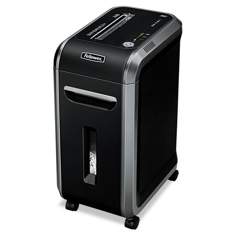 Fellowes Powershred 99Ci 100-percent Jam Proof Heavy-Duty Cross-Cut Shredder 18 Sheet Capacity