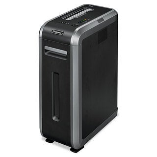 Fellowes Powershred 125i 100-percent Jam Proof Heavy-Duty Strip-Cut Shredder 18 Sheet Capacity