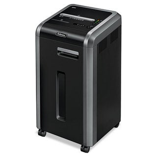 Fellowes Powershred 225i 100-percent Jam Proof Strip-Cut Shredder 20 Sheet Capacity