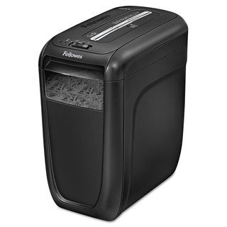 Fellowes Powershred 60Cs Light-Duty Cross-Cut Shredder 10 Sheet Capacity