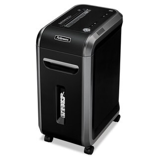 Fellowes Powershred 90S Heavy-Duty Strip-Cut Shredder 18 Sheet Capacity