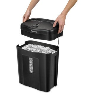 Fellowes Powershred 11C Cross-Cut Shredder 11 Sheet Capacity