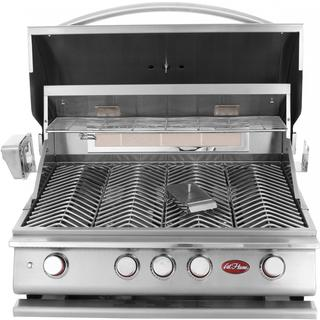 Cal Flame Built In Grill P4 4-Burner Lp Only No Conversion Kit