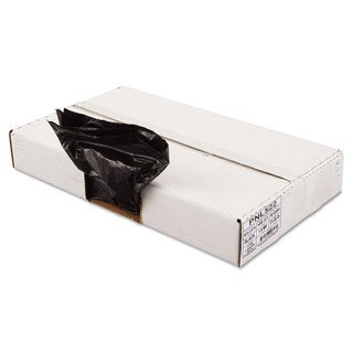Boardwalk Super Extra-Heavy Can Liner 43x47 1.6 Mil 56gal Black 10 Bag/RL 10 RL/Carton