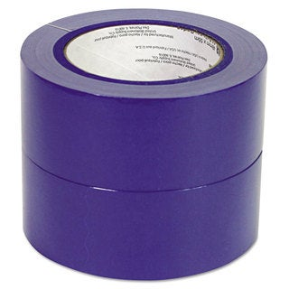 Universal One Premium Blue Masking Tape with Bloc-it Technology 48mm x 54.8m Blue 2/Pack