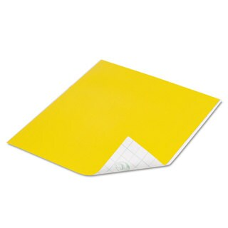 Duck Tape Sheets Yellow 6/Pack