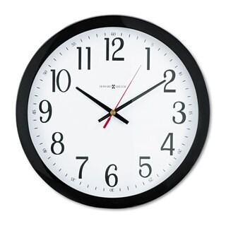 Howard Miller Gallery Wall Clock 16-inch Black