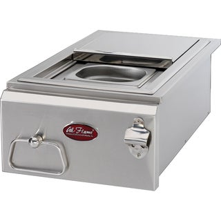 Cal Flame 12-inch Cocktail Center