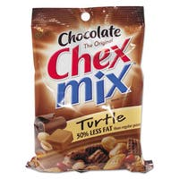 General Mills Chex Mix Chocolate Turtle 4.5oz 7/Box