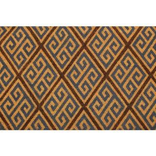 Coir 20-inch x 46-inch Greek Key Doormat
