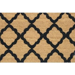 Oggie 18 -inch x 30-inch Coir Doormat