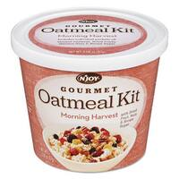N'Joy Gourmet Oatmeal Kit Morning Harvest 3.08-ounce Bowl