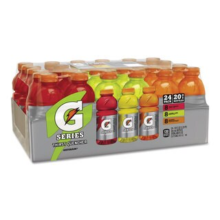 Gatorade G-Series Perform 02 Thirst Quencher Variety Pack 20-ounce Bottle