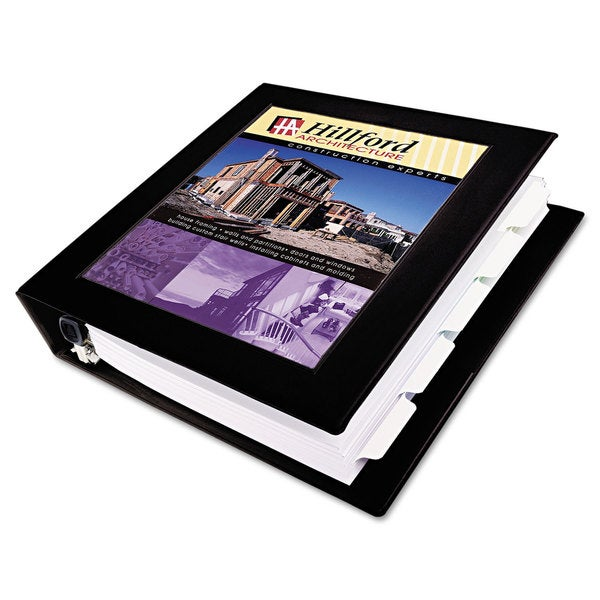 Shop Avery Framed View Heavy-Duty Binder With Locking 1