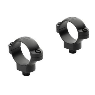 Leupold Quick Release 30mm Rings High Matte Black
