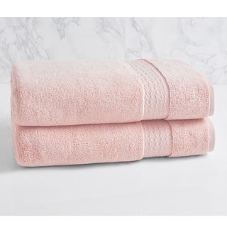 LOFT by Loftex Sopht Solid Bath Towel (set of 2)