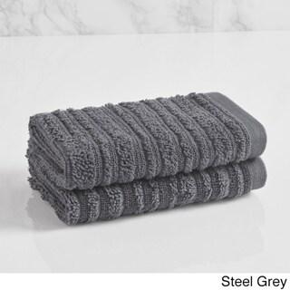 LOFT by Loftex Cascading Solid Washcloth (set of 2)
