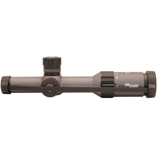Sig Sauer Tango6 Graphite FFP MOA Milling Tactical Riflescope