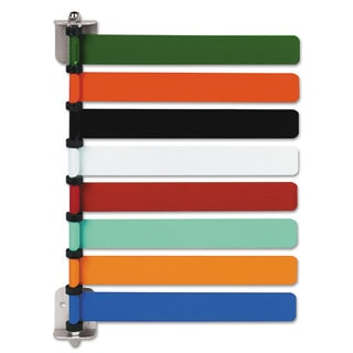 Medline Room ID Flag System 8 Flags Primary Colors
