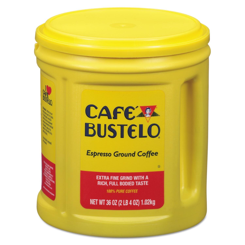 Cafe Bustelo Cafe Bustelo Espresso (Brown) 36 oz (Snacks)