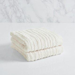 LOFT by Loftex Cascading Solid Hand Towel (set of 2)