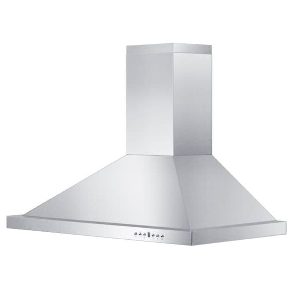 ZLINE 36-inch 760 CFM Outdoor Wall Mount Range Hood in Stainless Steel (KB-304-36)