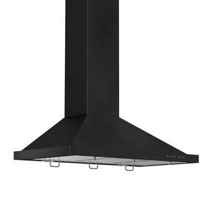 ZLINE 48-inch 760 CFM Designer Series Wall Mount Stainless Steel Range Hood (8KBB-48)