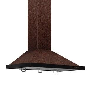 ZLINE 48-inch 760 CFM Designer Series Wall Mount Stainless Steel Range Hood (8KBE-48)