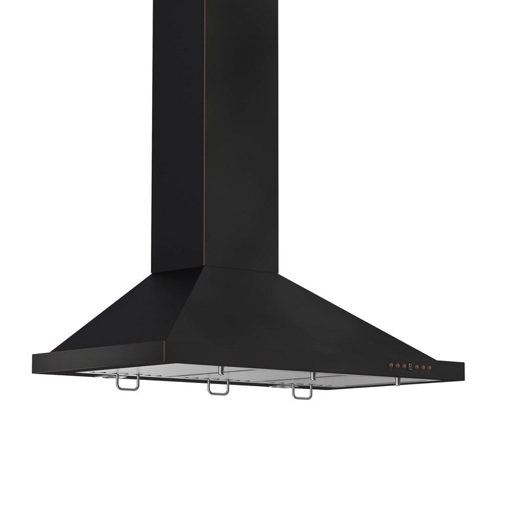 Zline Kitchen and Bath ZLINE 36 in.  Designer Series Wall Mount Range Hood (8KBB-36) (36 in.)
