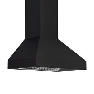ZLINE 36-inch 900 CFM Designer Series Wall Mount Range Hood (8597B-36)