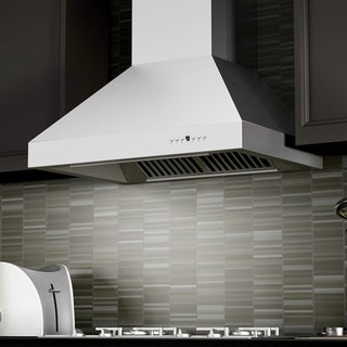 ZLINE 60 in.  Professional Wall Mount Range Hood in Stainless Steel (697-60)