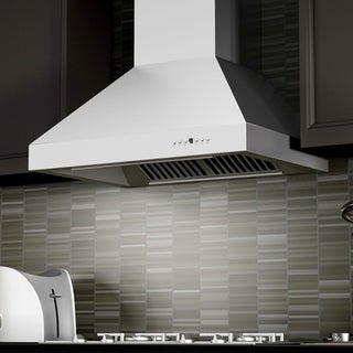 ZLINE 42-inch 1200 CFM Professional Wall Mount Stainless Steel Range Hood