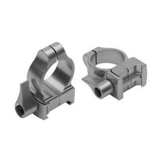 CVA Z2 Silver Alloy Metal QD Scope Rings