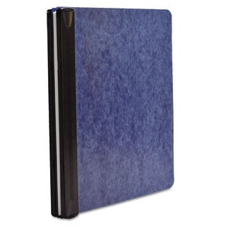 ACCO Expandable Hanging Data Binder 6-inch Capacity Blue