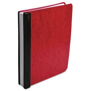 ACCO Expandable Hanging Data Binder 6 inches Capacity Red