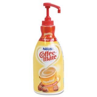 Coffee-mate Liquid Coffee Creamer Hazelnut 1500mL Pump Bottle