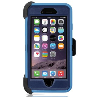 OtterBox Defender Series Ink Blot 77-51474 Apple iPhone 6 Plus Case