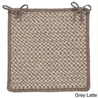 All-Natural Eco Wool Chair Pads (Set of 4)