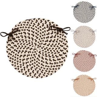 Wool-blend Multi Round Chair Pads (Set of 4) https://ak1.ostkcdn.com/images/products/13868483/P20508503.jpg?impolicy=medium