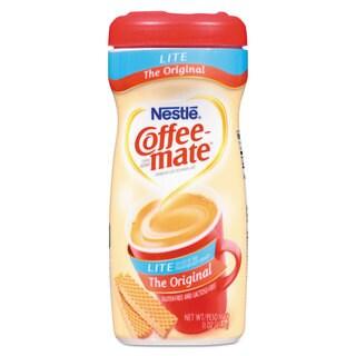 Coffee-mate Powdered Original Lite Creamer 11 oz. Canister 12/Carton