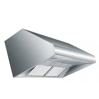 ZLINE 36-inch 1200 CFM Under Cabinet Range Hood in Stainless Steel (686-36)